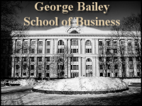 The George Bailey School of Business